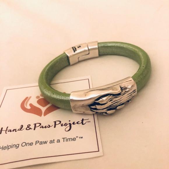 Hand and Paw Jewelry   Genuine Leather Bracelet   Poshmark
